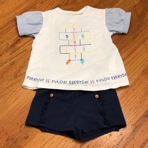 Zara 3-4 Year Set